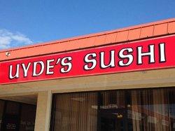 Uyde's Sushi
