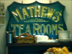 Mathews Tea Room