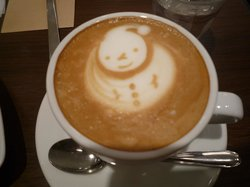 Nagahana Coffee Akita Station