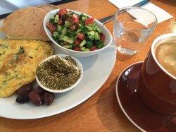 Savta Cafe