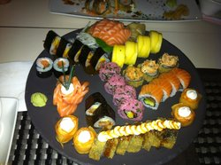 Genki Sushi Restaurant