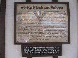 ‪White Elephant Saloon‬