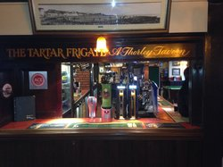 The Tartar Frigate Bar
