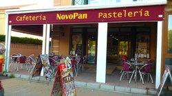Bar Cafetería Novopan