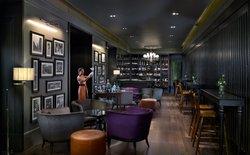 Manhattan Bar - at the JW Marriott Hotel Bangkok
