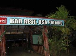 Osa Palmas Bar and Restaurante