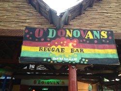 O'Donovan's Reggae Bar Dar es salaam
