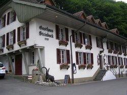 Gasthaus Steinbock