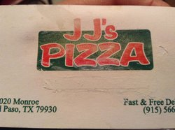 JJ's Pizza