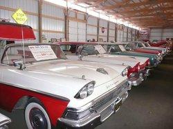 Millstream Classic Car Museum