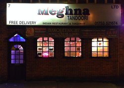 Meghna Tandoori Indian Restaurant