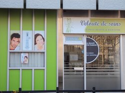 Institut de beauté Velouté de soins