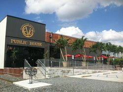 Evolution Craft Brewing And Public House