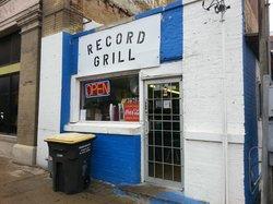 Record Grill