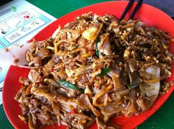 No.18 Zion Road Fried Kway Teow