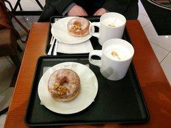 Tullys Coffee Nihonbashi Mitsukoshimaeten