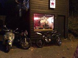 The Fuse Box Moto Tavern