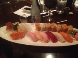 Haru Sushi Bar and Grill
