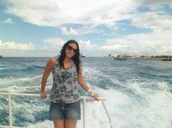 Super Catamaran to Isla Mujures