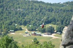 Horseshoe Canyon Ranch Zipline