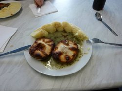 Maldon Pie and Mash