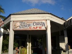 Conch and Cuban Cafe