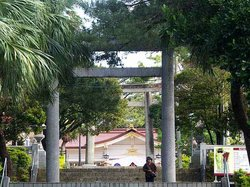 Okinawa Gokoku Shrine