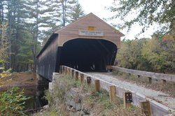 Hemlock Covered Bridge