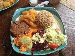 Restaurante Vegetariano Salud Natural