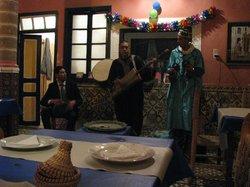 Restaurant Dar Dheb