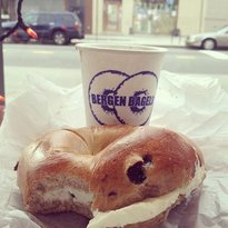 Bergen Bagels on Fulton