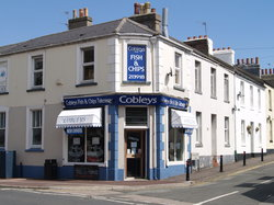 cobleys fish & chip cafe