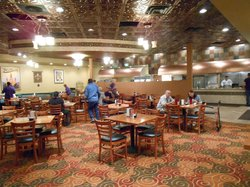 Bourbon Square Casino Buffet