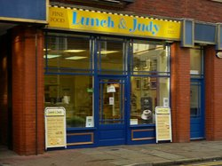 Lunch & Judy
