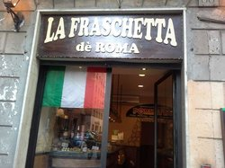 La Fraschetta de Roma