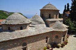 monastero di Panagia Evangelistria