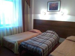 Olimpiyskaya Hotel
