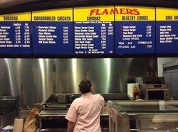 Flamer's Burgers