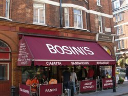 Bosini's Restaurant