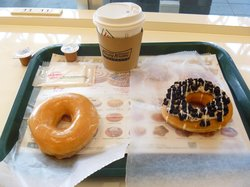Krispy Kreme Doughnuts, Sun Station Okayama