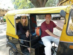 Tuk Tuk Agra City Tour - Day Tours