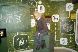 Музей мадам Тюссо - Энштейн