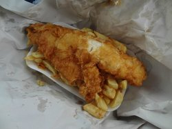 Becks Fish and Chips