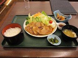 Washoku restaurant Sojibo Haneda Airport Terminal 1