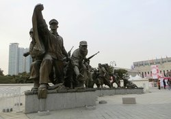 Koreas krigsmonument