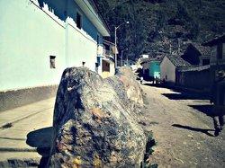 Muro Megalitico en Urabarriu