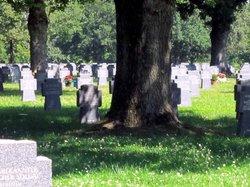 Kriegsgraberfriedhof Andilly