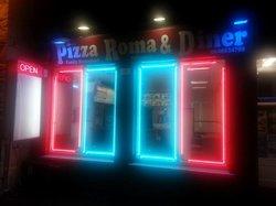 Pizza Roma Diner