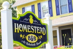 The Homestead at Rehoboth Bed & Breakfast