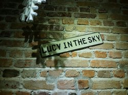 Lucy In The Sky Cafe